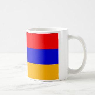 Armenia National Flag Classic White Coffee Mug