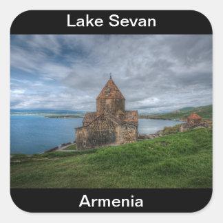 ¡Armenia! Pegatina Cuadrada