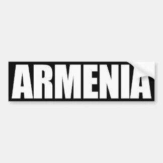 Armenia Pegatina Para Auto