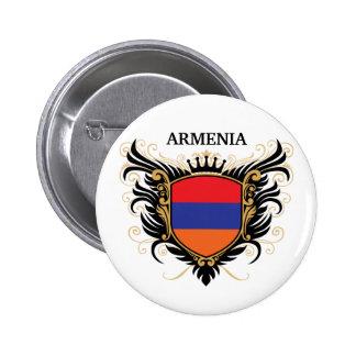 Armenia [personalice] pins