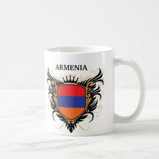 Armenia [personalize] coffee mug