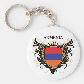 Armenia [personalize] keychain