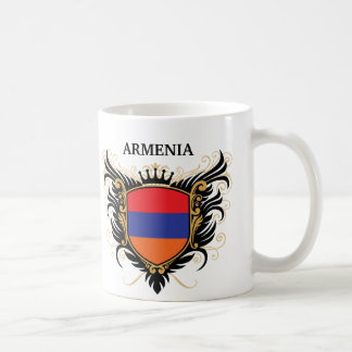 Armenia [personalize] mugs