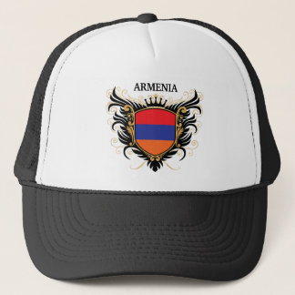 Armenia [personalize] trucker hat