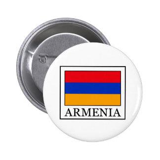 Armenia Pinback Button