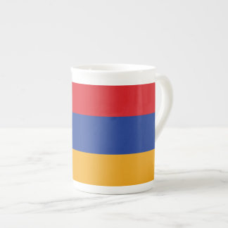 Armenia Plain Flag Tea Cup