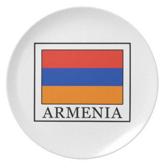 Armenia Plate