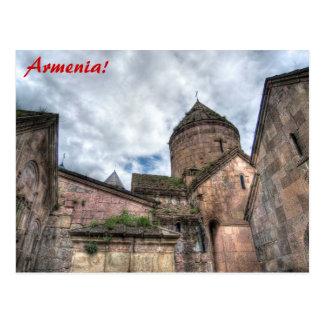 Armenia! Postcard