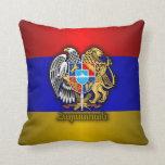 Armenia Pride Throw Pillows