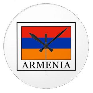 Armenia Reloj Redondo Grande