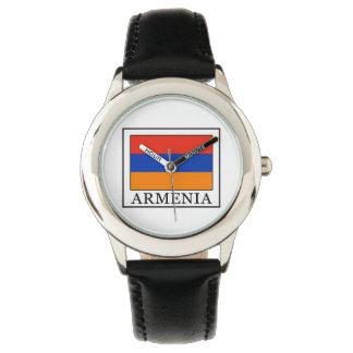 Armenia Relojes De Pulsera