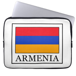 Armenia sleeve laptop computer sleeve