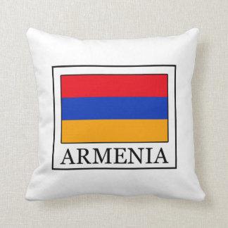 Armenia Throw Pillow