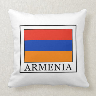 Armenia Throw Pillow