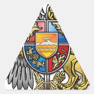 Armenia Triangle Sticker