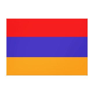 Armenia Wrapped Canvas