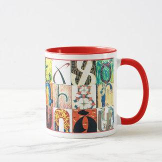 Armenian Alphabet Mug