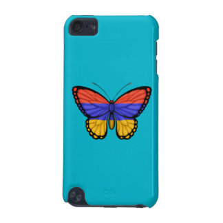 Armenian Butterfly Flag iPod Touch (5th Generation) Cover