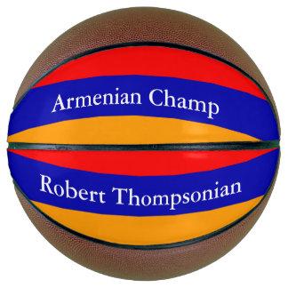 Armenian Champ | Custom Fullsize Basketball
