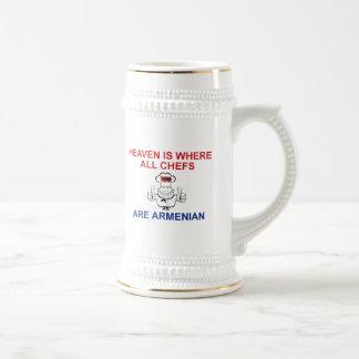 Armenian Chefs Mug