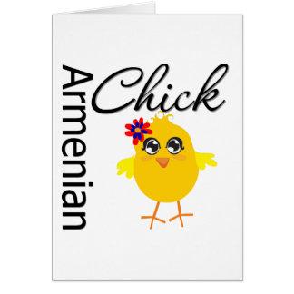 Armenian Chick Cards