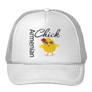 Armenian Chick Hats
