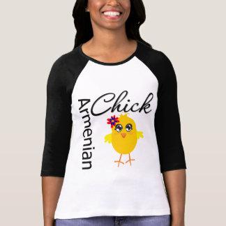 Armenian Chick T Shirts