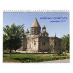 ARMENIAN CHURCHES CALENDARS