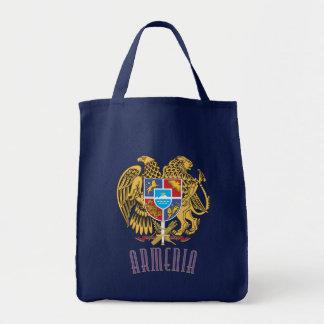 Armenian Coat of Arms Bag