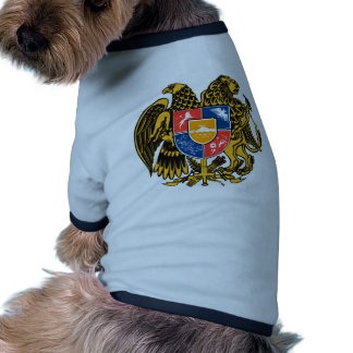 Armenian Coat of Arms Pet Tee Shirt
