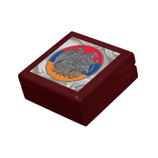 Armenian Coat of Arms Gift Box
