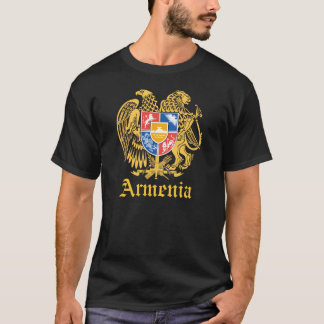 Armenian Coat of Arms t-shirt