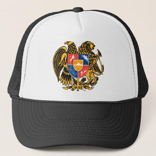 Armenian Coat of Arms Trucker Hat