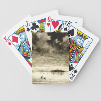 Armenian Convent Venice Italy 1905 Bicycle Poker Cards