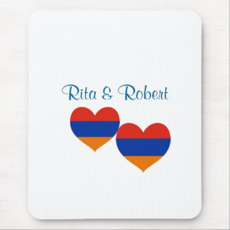 Armenian Couples in Love | Mouse Pad