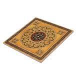 Armenian Decorative Art 01 Tile