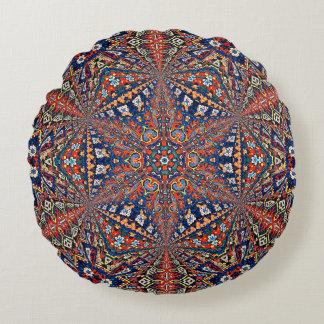 "Armenian Design Brushed Polyester 16"" Pillow"