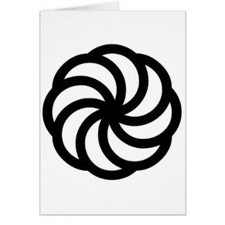 Armenian Eternity Symbol Card