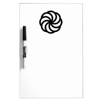Armenian Eternity Symbol Dry Erase Board