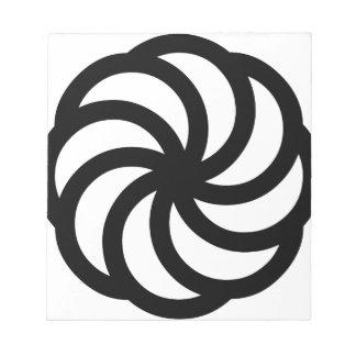 Armenian Eternity Symbol Note Pad