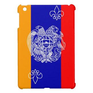 Armenian Flag & Coat of Arms iPad Mini Cover