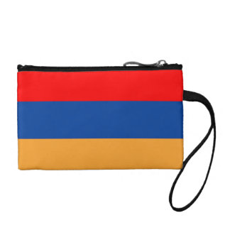 Armenian Flag Coin Purse