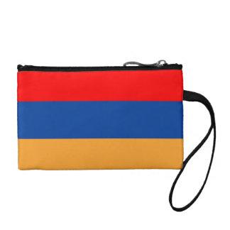 Armenian Flag Coin Wallet