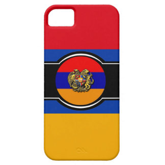 Armenian Flag iphone case iPhone 5 Cover