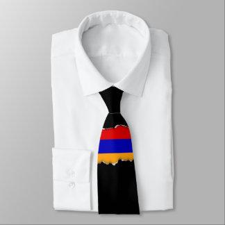 Armenian Flag Tie