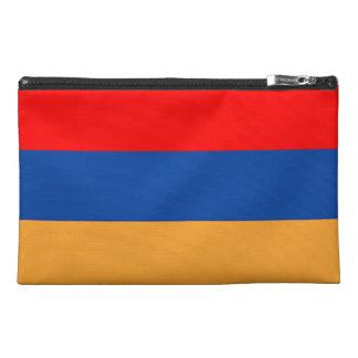 Armenian Flag Travel Accessories Bags