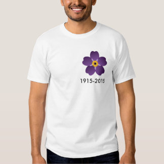 Armenian Genocide 100th anniversary Tee Shirts