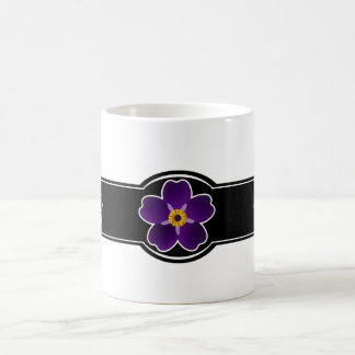 Armenian Genocide Forget Me Not Mug 2