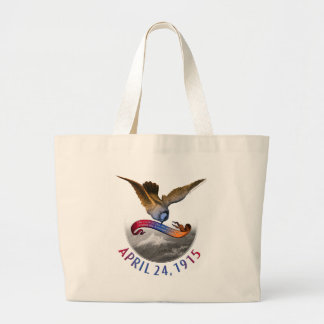 Armenian Genocide Rememberance Canvas Bags