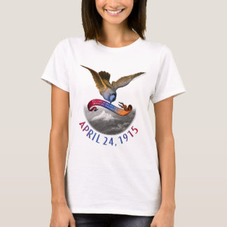 Armenian Genocide Rememberance T-Shirt